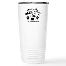Come To The Dark Side Travel Coffee Mug