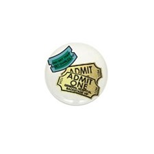 GH TICKETS Mini Button