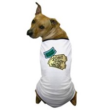 GH TICKETS Dog T-Shirt