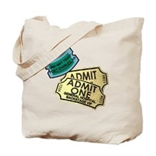 GH TICKETS Tote Bag
