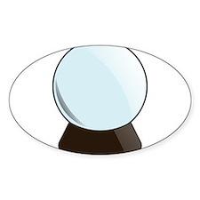 Crystal Ball Decal