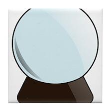 Crystal Ball Tile Coaster