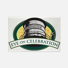 EYE ON CELEBRATION Rectangle Magnet
