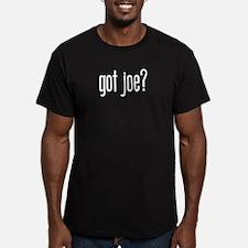 Got Joe? Black T-Shirt