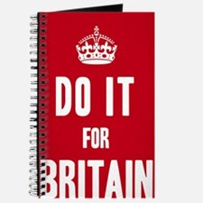 Do it for Britain Poster - Red Journal