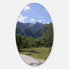 Abruzzo Naturally Decal