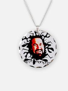 DIRT MONSTER T-SHIRT Necklace