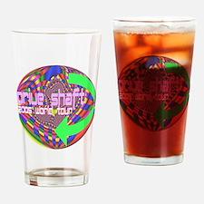 driveshaft world tour 2005 fractal Drinking Glass