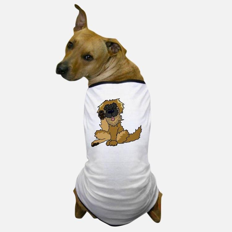 Leonberger cartoon Dog T-Shirt