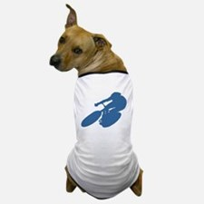 Bicycle Racing Dog T-Shirt