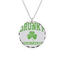 Drunky -green Necklace