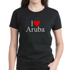 """I Love Aruba"" Tee"