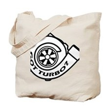 boosted white Tote Bag