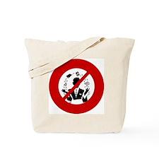 no-payments Tote Bag
