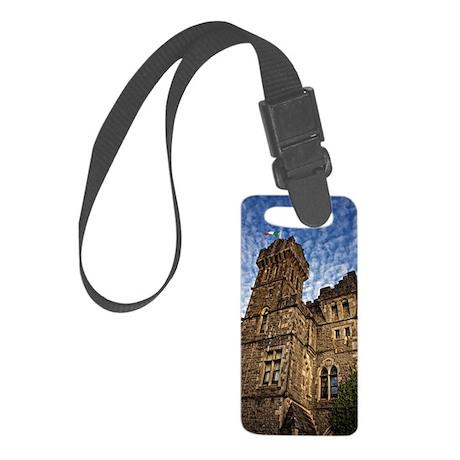 Ashford Castle Small Luggage Tag
