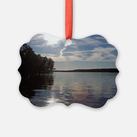 lakeNC1 Ornament