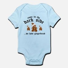 Come To The Dark Side Infant Bodysuit