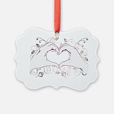 Hearthand Ornament