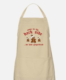 Come To The Dark Side Apron