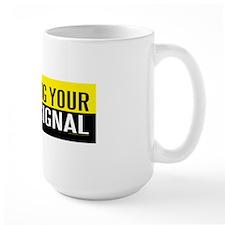 Try Using Your Mug