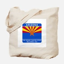Welcome to Arizona - USA Tote Bag