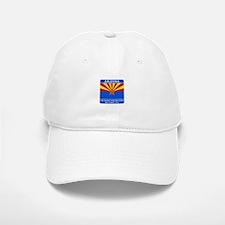 Welcome to Arizona - USA Baseball Baseball Cap