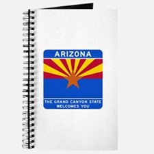 Welcome to Arizona - USA Journal
