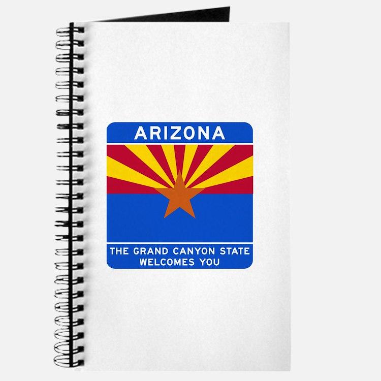 Welcome to Arizona - USA Journal