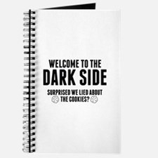 Welcome To The Dark Side Journal