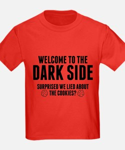 Welcome To The Dark Side T