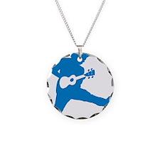 iUke Blue Necklace