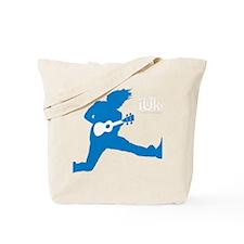iUke Blue Tote Bag