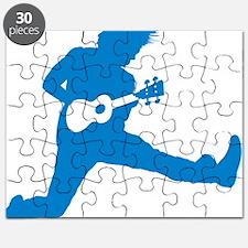 iUke Blue Puzzle