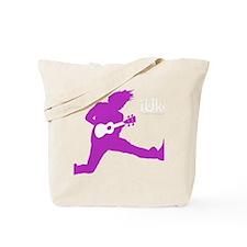 iUke Purple Tote Bag
