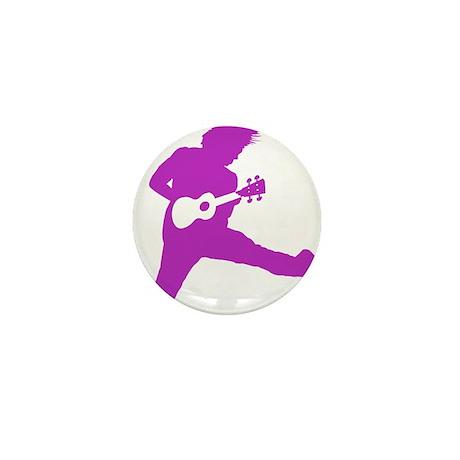 iUke Purple Mini Button