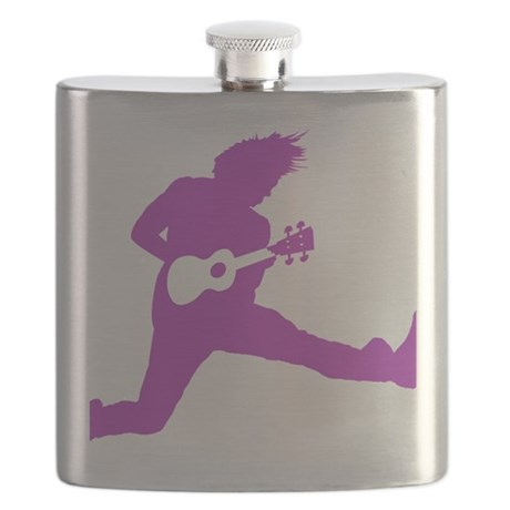 iUke Purple Flask