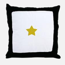 Trophy Husband T-Shirt Black Throw Pillow