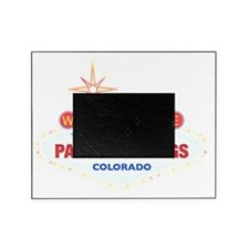 PAGOSA SPRINGS DARK Picture Frame