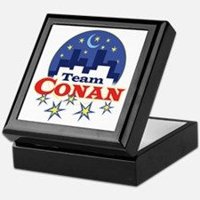 team_conan1 Keepsake Box