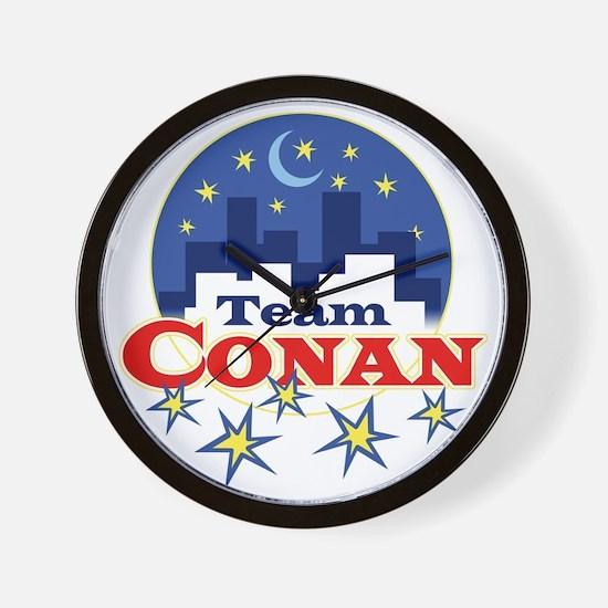 team_conan1 Wall Clock
