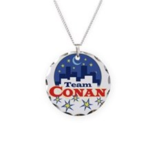 team_conan1 Necklace