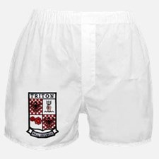 triton patch transparent Boxer Shorts