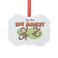 BigMonkey Ornament