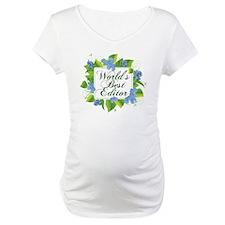 b1_summer_frame_01worlds best ed Shirt