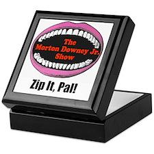 zipitloudmouth Keepsake Box
