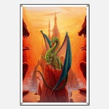 Dragon and Sentinels Banner
