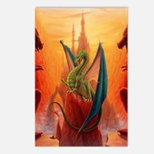 Dragon and Sentinels Postcards (Package of 8)