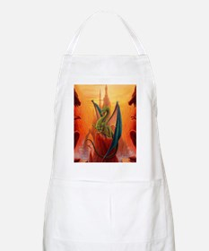 Dragon and Sentinels Apron