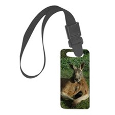 Kangaroo Luggage Tag