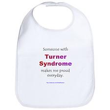 """""""Turner Syndrome Pride"""" Bib"""